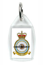 ROYAL AIR FORCE BENBECULA KEY RING (ACRYLIC)