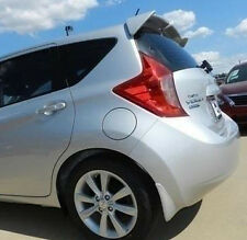 Fits: Nissan Versa Note Hatchback 2014+ Painted Factory Style Rear Spoiler  USA