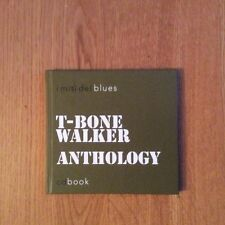 ANTOLOGY - I MITI DEL BLUES - NUOVO CD BOOK - VERY RARE - T - BONE WALKER