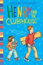 Henry and the Clubhouse by Beverly Cleary RAMONA YA CHILDREN PAPERBACK