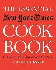 The Essential New York Times Cookbook by Amanda Hesser (2010, Hardcover)