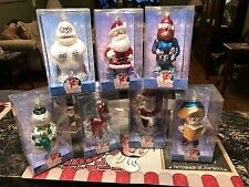 Bumble Abominable Snowman GLASS Ornament Rudolph Island of Misfit Toys treasures