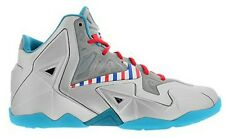 """Nike Lebron XI """"Barber Shop"""" Youth Exclusive Size 7y WMNS SZ 8.5"""