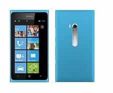 Nokia Lumia 900 CIANO Windows Phone 16 Gb Blu Smartphone Senza SIM-lock NUOVO