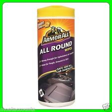 Armorall Carpet , Seat & Interior Wipes [38030EN] 30 Wipes in a Tub