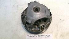 Yamaha Apex Primary Clutch with Heel Clickers! 5800 miles