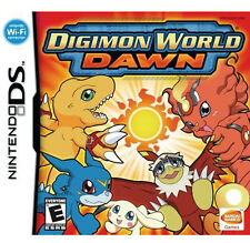 Digimon World Dawn Version GAME ONLY TEST GOOD WORKING