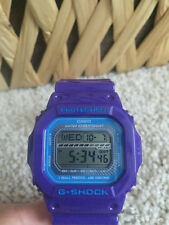 Casio G Shock GLS5600X6 In4mation Purple Rain Limited Edition