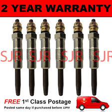 5X FOR MERCEDES 309 409 G WAGON 3.0 DIESEL HEATER GLOW PLUGS GP92440