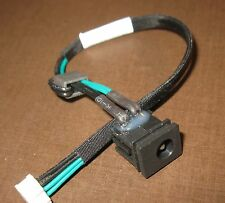 DC POWER JACK Toshiba Satellite L355D-S7825 w/ CABLE HARNESS CHARGE PORT SOCKET