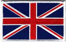 UNITED KINGDOM FLAG, UNION JACK ,Great Britain, England, British-Iron On Patch