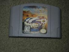 ***TOP GEAR OVERDRIVE N64 NINTENDO 64 GAME***