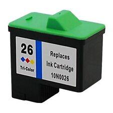 Cartuccia Compatibile Lexmark 26 X1100 X2250 colore TRICOLORE inchiostro 13 ml