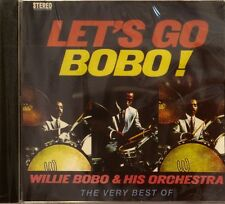 LET'S GO BOBO! - Willie Bobo & His Orchestra - 27 Cuts