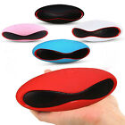 Mini Wireless Bluetooth Portable Stereo Speaker For Samsung iPhone HTC Laptop PC