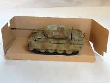 Berts Toys Solido Verem Corgi WWII German Camo Panther Tank 1/50 Scale