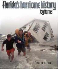 Florida's Hurricane History by Barnes, Jay