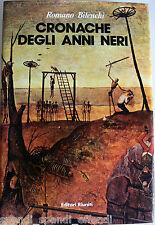 ROMANO BILENCHI CRONACHE DEGLI ANNI NERI EDITORI RIUNITI 1984