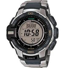 CASIO Pro-Trek Series Watch Silver Tough Solar Power PRG270D-7