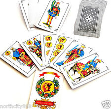 Naipes Spanish Playing Cards Baraja Espanola Briscas Tarot Game Deck 2 Decks lot