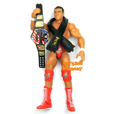 Alberto Del Rio USA United States Belt WWE Wrestling Elite Action Figure Kid Toy