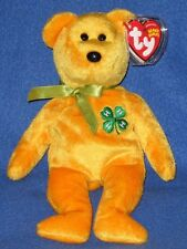TY 4-H the BEAR BEANIE BABY - MINT with MINT TAG