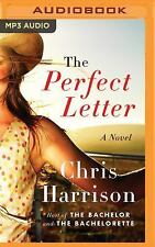 The Perfect Letter : A Novel by Chris Harrison (2016, MP3 CD, Unabridged)