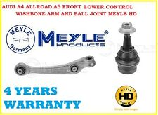 AUDI A4 ALLROAD A5 FRONT LEFT LOWER CONTROL WISHBONE ARM BALL JOINT MEYLE HD