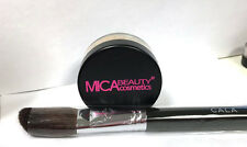 Mica Beauty MF-5 cappuchino (new container) + Cala Angled Brush 77102
