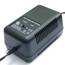 1500mA Charger for 6V & 12V sealed lead-acid batteries.