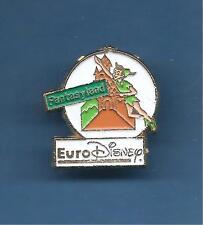 Pin's pin EURO DISNEY FANTASYLAND PETER PAN (ref C)