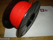 Gotham Audio Cable 10001A  GAC-1 Unbalanced for Chinch/RCA/Phono 25m piece red