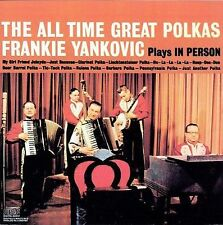 All Time Great Polkas 2008 by Yankovic, Frank Ex-library