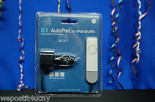 AutoPod Intelligent Car Charger For iPod Shuffle Manufactured by DLO