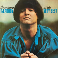 P.J. PROBY – The Legendary P.J. Proby At His Very Best (LP) (VG-/VG-)