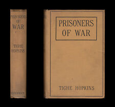 1914 PRISONERS OF WAR Concentration Camp SPIES CHURCHILL'S ESCAPE from BOERS WWI