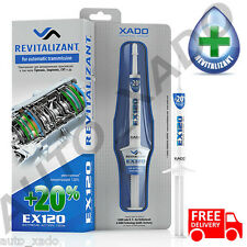XADO EX 120 Automatic Gearboxes Transmissions Revitalizant Oil Additive UK