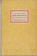 Pedro Antonio de Alarcon: - Der Dreispitz Eine Novelle - Insel-Bücherei Nr. 223
