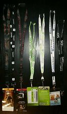 Video game lanyards; Playstation 3, Xbox 360, Nintendo DS, Windows. God of War