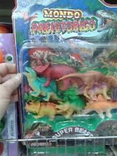 set dinosauri jurassik preistoria gioco di qualità giocattolo toy a20 natale