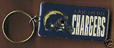 NFL Football Team logo key rings The San Diego Chargers