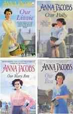 THE KERSHAW SISTERS ANNA JACOBS 4 BOOK SET