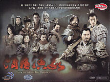 Heroes in Sui and Tang Dynasties / Sui Tang Yan Yi Chinese Drama with Eng Sub