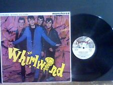 WHIRLWIND  Blowing Up A Storm  LP   Great!