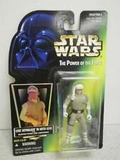 KENNER STAR WARS FIGURE- THE POWER OF THE FORCE- LUKE SKYWALKER HOTH- NEW- L225
