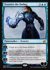 TEZZERET THE SEEKER Modern Masters 2015 MTG Planeswalker — Tezzeret Mythic Rare