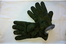 Cold Weather Puma Camo Gloves LARGE  Hunting Fishing Wildfowling Quad bike