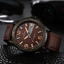 NAVIFORCE NF9055M Analog Sport Military Waterproof Quartz Wrist Watch UK