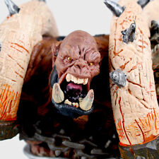 WOW World of Warcraft Garrosh Hellscream PVC Action Figures Fans Toys China Ver