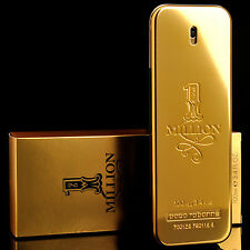 Paco Rabanne Perfume 1 One Million Eau De Toilette Mens Cologne Parfum 3.4oz NIB